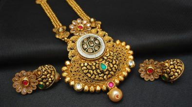 Different Types Of Traditional Earrings For Typical Indian Women